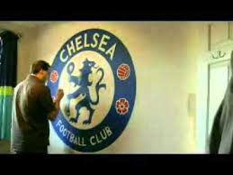 Chelsea Logo Chelsea Logo Logo How To Draw And Paint Chelsea Badge Time Lapse Youtube