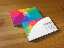 Bisness Card Design Colorful Business Card Design 20