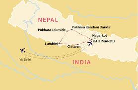Nepal World Map Discover Nepal Nepal Jules Verne