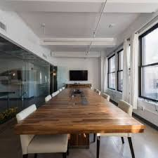 Modern Conference Table Design Made 12 Foot Conference Table Modern Industrial By The