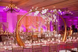 wedding decorator haseena jainal wedding ta marriott waterside