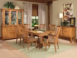 Mission Oak Dining Chairs Excellent Ideas Oak Dining Room Sets Interesting Mission Oak