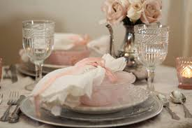 romantic table settings shabby sweet cottage dollar store romantic valentine place settings
