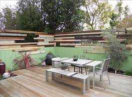Ideas To Create Privacy In Backyard Inexpensive Landscaping Ideas To Beautify Your Yard Freshome Com