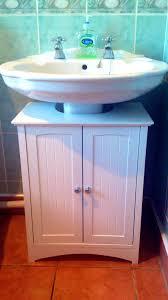 Bathroom Pedestal Sink Storage Cabinet by Amazing Cabinet Under Bathroom Sink Ideas Home Design Ideas