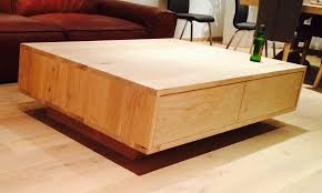 Wohnzimmertisch Eiche Massiv Tische