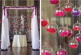 decorative ideas hanging glass vase decorative ideas at your wedding how ornament