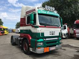 man tga18 390 manual gearbox tractor units for sale truck