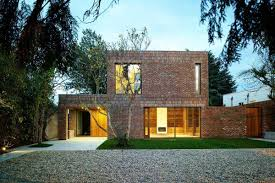 5 modern brick homes that perfectly mix new and old design