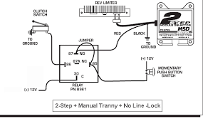 wiring 2 step through clutch switch ford mustang forums corral