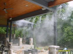 Misters For Patio by Patio Misting Systems Gary U0027s Pest Control