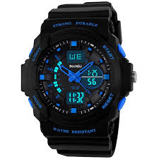 watches for amazon com beswlz sports watches multi function waterproof