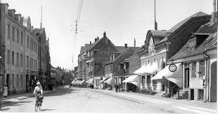 ø1032 kordilgade set fra øen ca 1921 advokatfirmaet sv o hansen