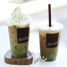 Coffee Mcd mcdonald s indonesia on suka kopi suka matcha juga
