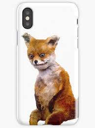 Stoned Fox Meme - stoned fox the taxidermy fox meme iphone cases covers by adele