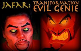 Jafar Halloween Costume Jafar Transformation Evil Genie