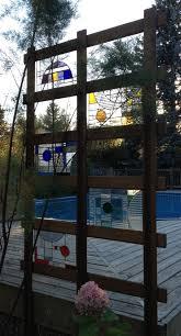 garden trellis glassafrass
