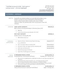 Family Nurse Practitioner Resume Examples by Nurse Resumes Resume Cv Cover Letternew Grad Rn Resume Examples