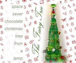 the f airy tree a k a space saver chocolate tree from a