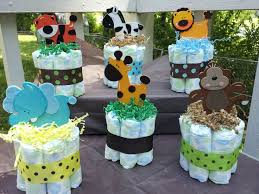 jungle baby shower ideas charming baby shower jungle theme centerpieces 81 about remodel