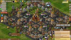 backyard monsters dark base of death v1 level 10 town hall 1