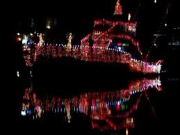 north myrtle beach christmas lights intracoastal christmas regatta 2011 north myrtle beach sc youtube