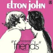 friends photo album elton makes friends in america at least udiscover