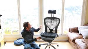 Gel Office Chair Cushion Aeron Seat Cushion Review And Comparison Stratta Mesh Lovehome