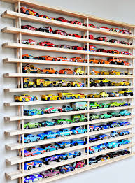 matchbox cars 30 awesome toy storage ideas simplify create inspire