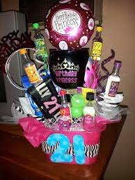 birthday baskets for birthday gift basket what to present by birthday party clip