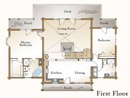 Floor Plans With Porches by Pan Abode Cedar Homes Custom Cedar Homes And Cabin Kits Designed