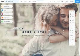 cheap wedding websites wedding websites on a budget