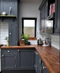 meuble cuisine et gris stunning meuble de cuisine gris anthracite contemporary design