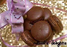 macaron hervé cuisine macarons au chocolat par hervecuisine manel s delights