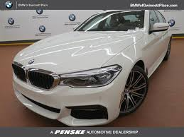 united bmw of gwinnett place 2017 used bmw 5 series 540i at united bmw serving atlanta