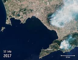 space in images 2017 07 vesuvius on fire