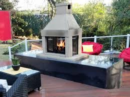 outdoor tv enclosure fireplace fun outdoor fireplace with tv