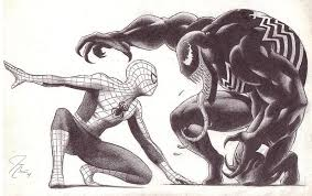 car design spider man nightcrawler venom