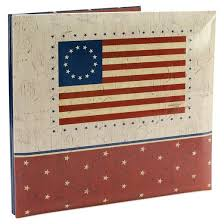 post bound photo album american flag post bound album 12 x12 target