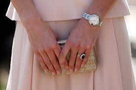 kate middleton s engagement ring prince william gives kate middleton cartier watch for third