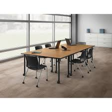 Break Room Table And Chairs by Hon Mt3072gncp Huddle Harvest Multipurpose Rectangular Tabletop
