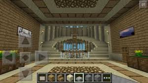 Minecraft Stairs Design Fancy Minecraft Staircase Here You Can See A View Of The