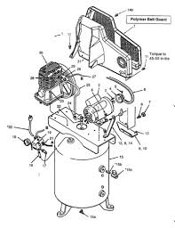 coleman powermate cl6506016 u0026 cl7006016 air compressor parts