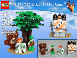lego monty python and the holy grail playsets album on imgur