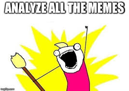 What Are We Meme - we analyzed every meme on the internet