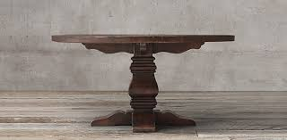 Round Table Reno Round U0026 Oval Table Collections Rh