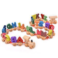 online buy wholesale wood train letters from china wood train