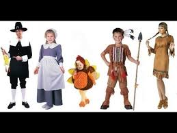 thanksgiving day costumes