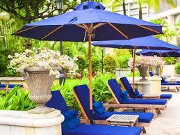 Patio Table With Umbrella Patio Umbrellas Patioliving