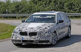 2017 bmw 5 series touring spied bmwcoop